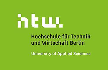Die Bild-Wort-Marke der HTW Berlin