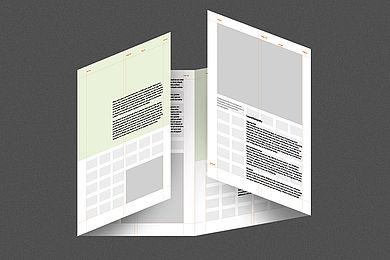 DIN A5 Folder Altarfalz