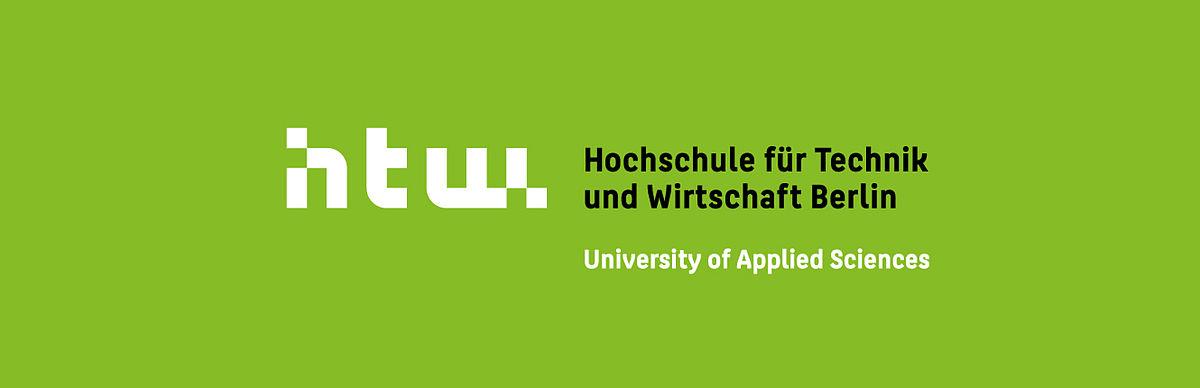 Die Bild-Wort-Marken und Piktogramme der HTW Berlin