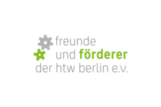Korrespondenzmarke des Vereins der Freunde und Förderer der HTW Berlin
